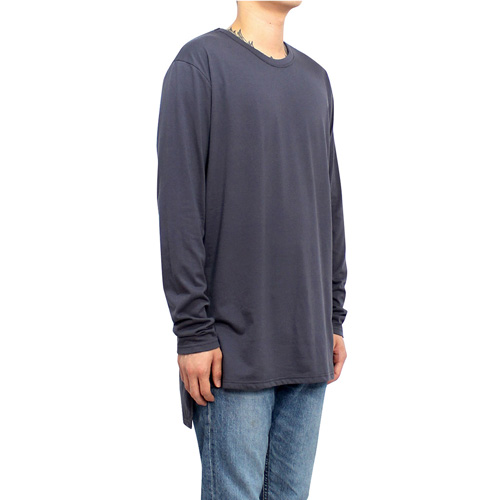 [클라코] LONG STAIRS SLEEVE V2 - DARK GREY
