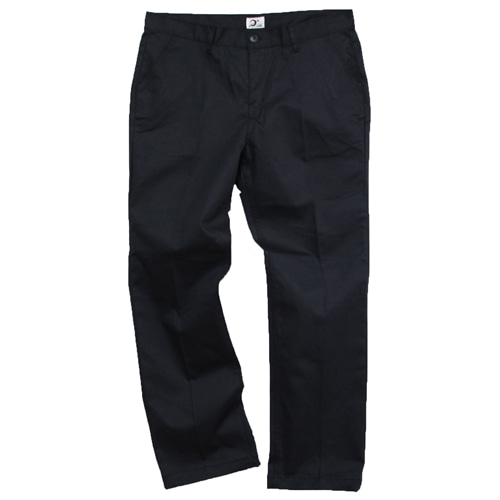 [MARSRAIGHT]TWILL PANTS-NAVY