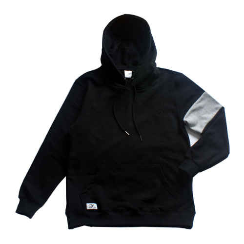 [MARSRAIGHT]BRASSARD HOOD-BLACK