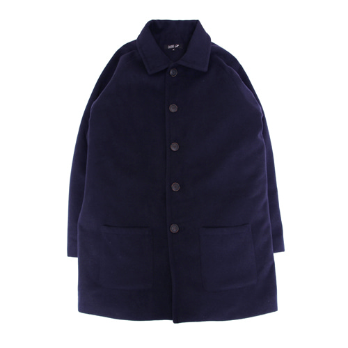 [MARSRAIGHT]OP MACCOAT-NAVY
