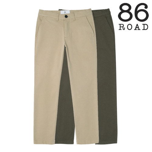 [86로드]86RJ-1681 Basic Cotton Pants