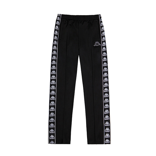 [CHARMS X KAPPA] 222BANDA TRAINING PANTS - BK