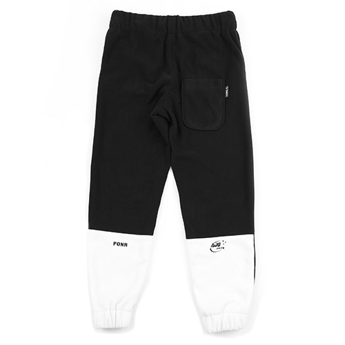 [AJOBYAJO] [12월 07일 예약배송] Fleece Jogger Pants (Black)