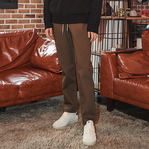 [CRUMP] Crump x thisrespect basic cotton pants (CP0037-2)