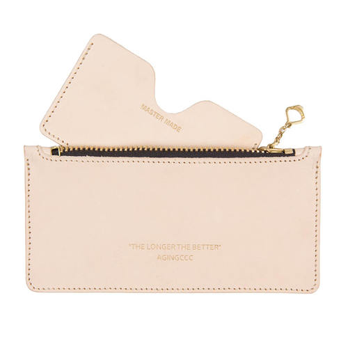 [AGINGCCC]266# STANDARD CARD POUCH-VEGETABLE