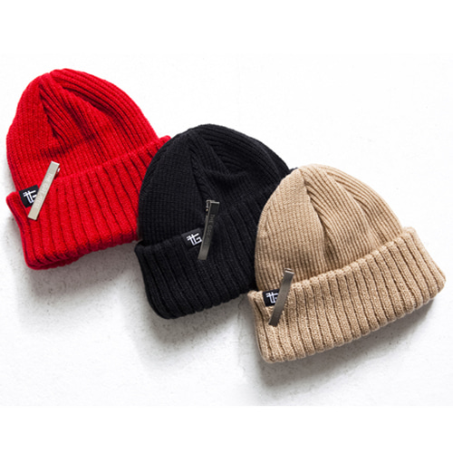 [THE GREATEST] GT17 WINTER 06 Hairpin Beanie