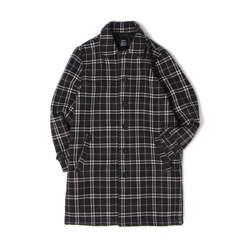 [Abnormalthing] - Mac Coat (Black)