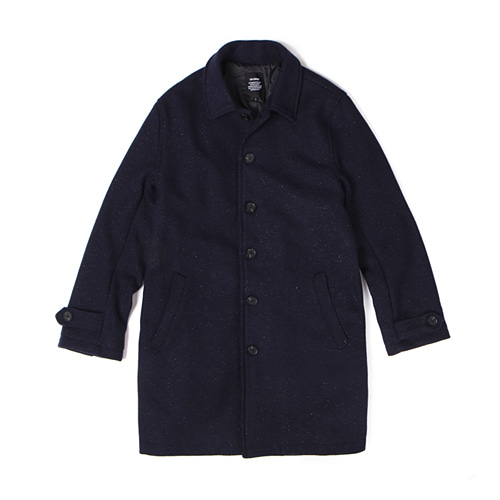 [30%할인][[Abnormalthing] - Mac Coat (Navy)