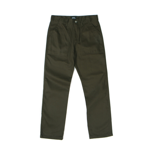[30%할인] [Abnormalthing] - Fatigue Pants (Khaki)