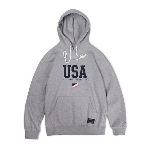 [Abnormalthing] - USA Hood (Gray)