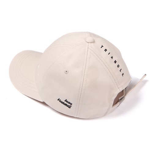 [Abnormalthing] - Awesome Ball Cap (Beige)