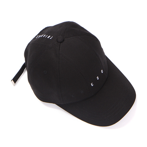 [Abnormalthing] - Awesome Ball Cap (Black)