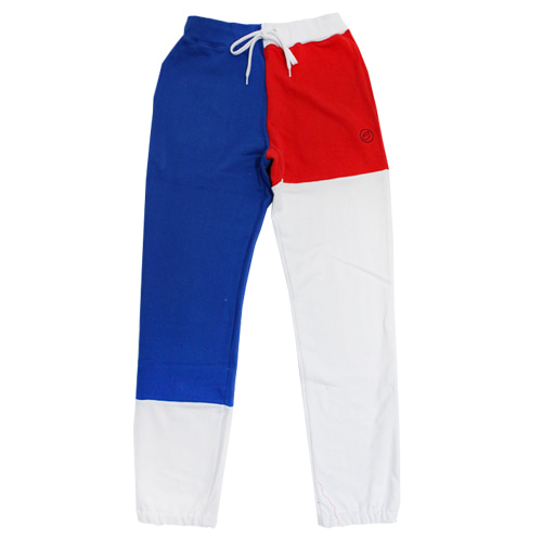 [e by EASY BUSY] Malevich Track Pants - White