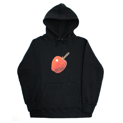 [e by EASY BUSY] Appleweed Hoody - Black
