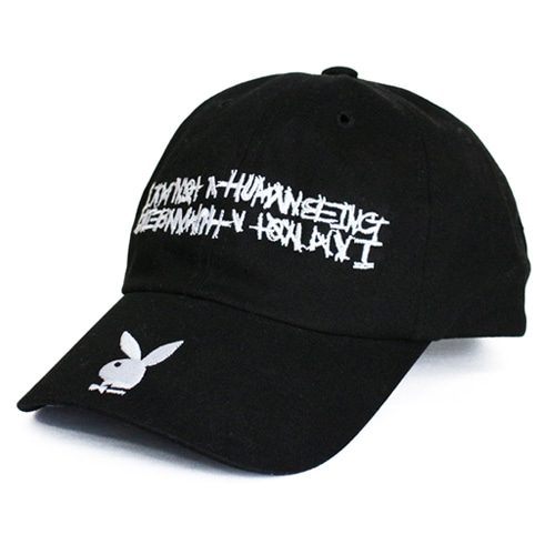 HBXPB Basic Logo Ball Cap - Black