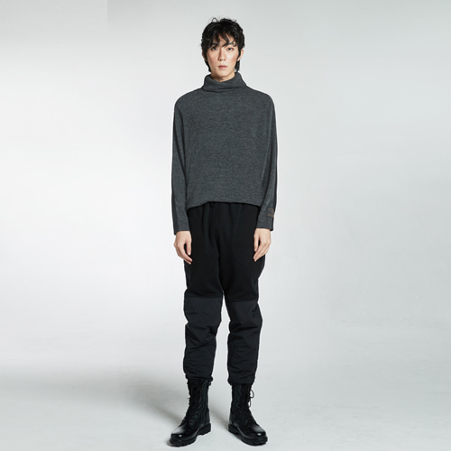 [Balancewood] Coloration Turtleneck