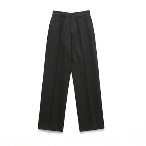 [1/23일 예약발송][LAFUDGESTORE](Unisex) Cotton Wide Pants_Black