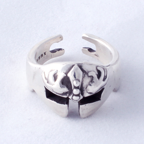 [KINGVERY]Iron face ring