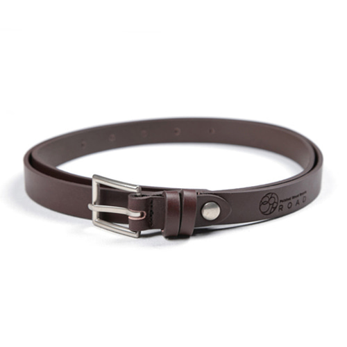 [86로드]86RA-BELT1-BROWN
