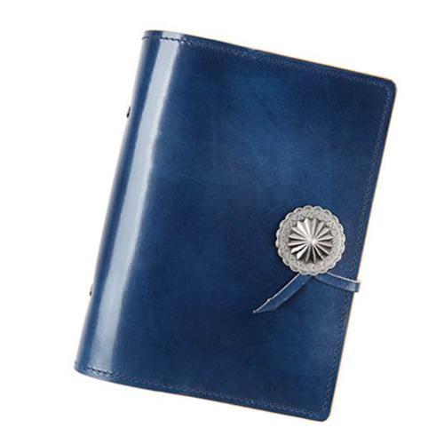 [AGINGCCC]297# EXCLUSIVE DIARY-BLUE