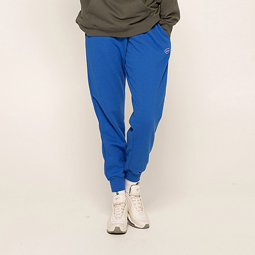 [EINEN]s logo sweatpants blue