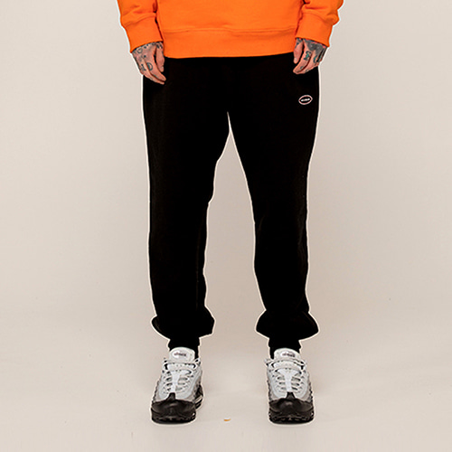 [EINEN]s logo sweatpants black