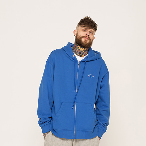 [EINEN]s logo hooded sweatshirts blue