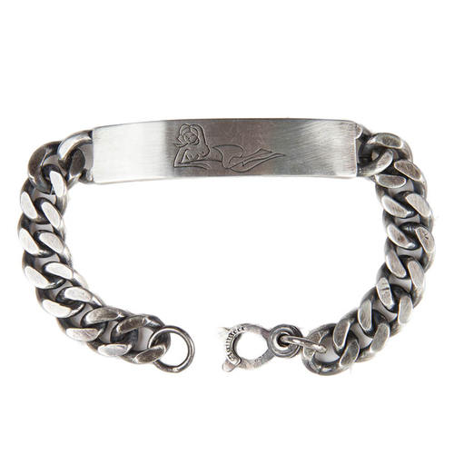 [AGINGCCC]300# PINUP GIRL ID BRACELET