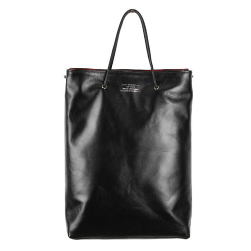 [AGINGCCC]304# COWHIDE SHOPPER BAG-PLAIN