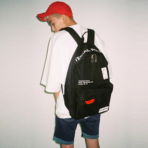 [THE GREATEST] GT18BAG03 Material Backpack