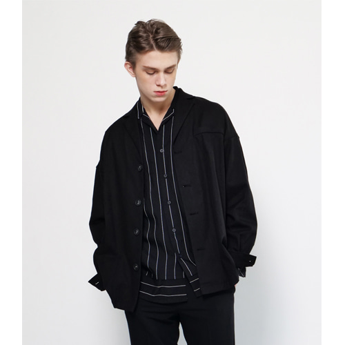 [Coquet Studio]Unisex Oversize Shirt Jacket