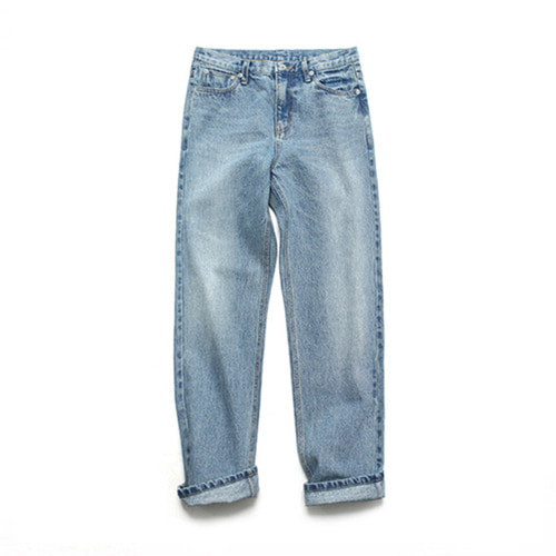 [3/5일 예약발송][LAFUDGESTORE][LAFITS](Unisex) Slim Standard Jeans_Light Blue