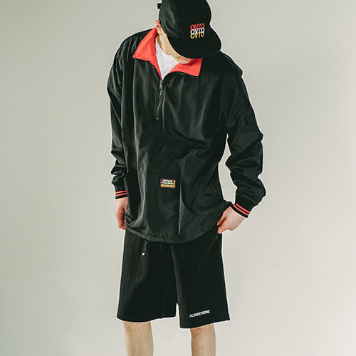 [OVERTHEONE]110 WIND BRAKER ANORAK ZIP
