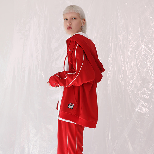 [PLASMA SPHERE] [UNISEX] MEMORY JUMPER - RED