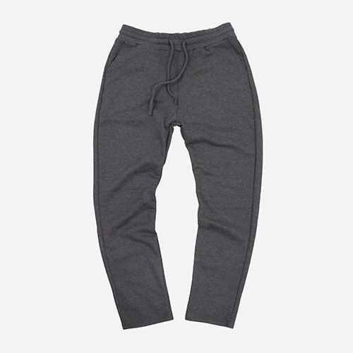 [MSUL] Basic Sweat Pants - Charcoal Grey