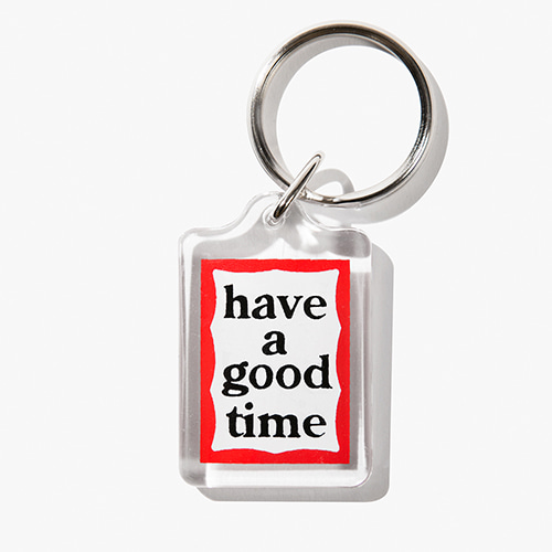 [Have a good time] Frame Key Chain