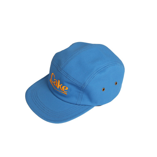 [A PIECE OF CAKE] Cake Logo Camp Cap_Blue