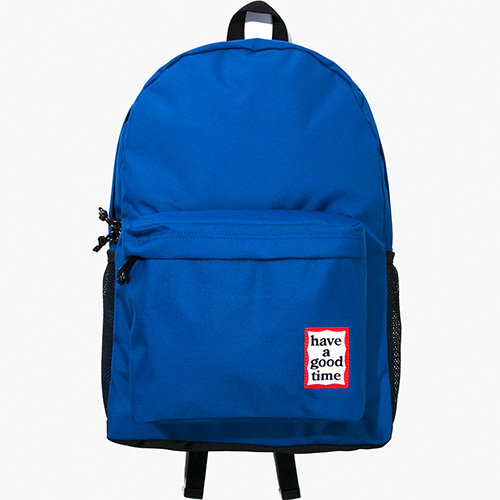 [Have a good time] Frame Backpack - Blue