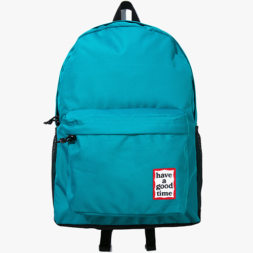 [Have a good time] Frame Backpack - Peacock