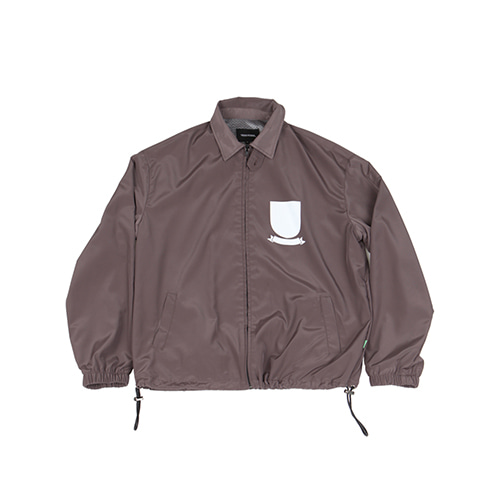 [YESEYESEE] Track Jacket Brown