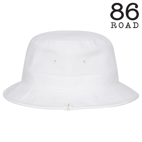 [86로드]Bucket hat(White)