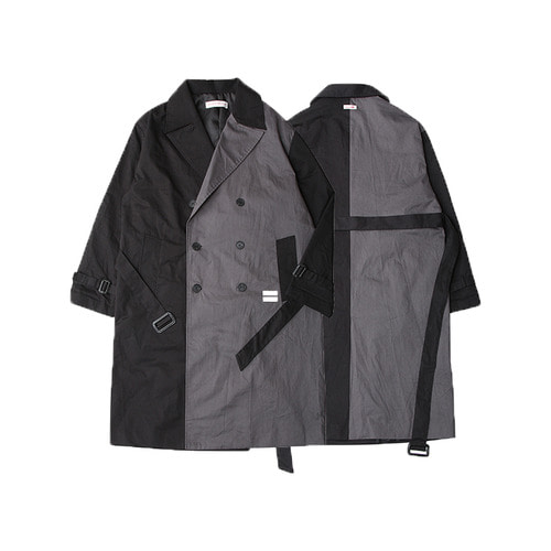 [FIFTEEN MILLION]Fifteen 01 Outer - Black