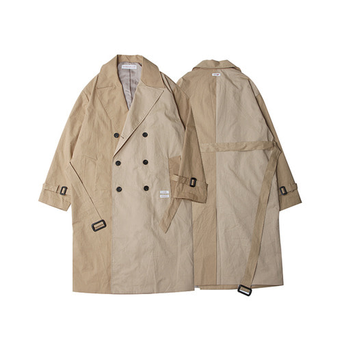 [FIFTEEN MILLION]Fifteen 01 Outer - Beige