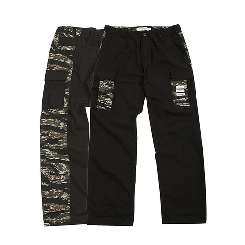 [FIFTEEN MILLION]Fifteen 02 Pants - Black