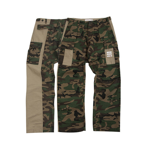 [FIFTEEN MILLION] Fifteen 02 Pants - Khaki