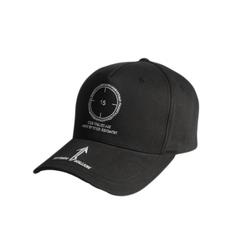 [FIFTEEN MILLION]Fifteen - 01 cap[black]