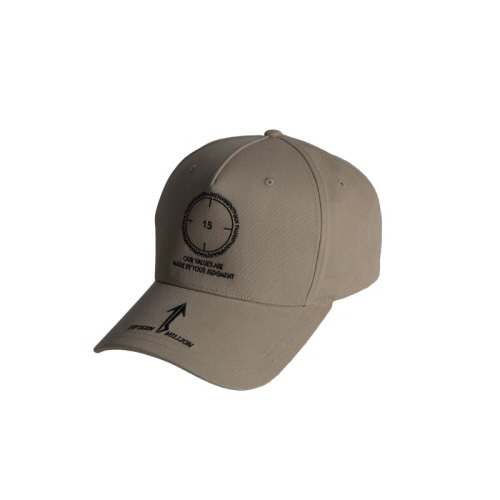 [FIFTEEN MILLION]Fifteen - 01 cap [beige]