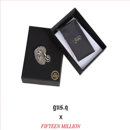 [FIFTEEN MILLION]Fifteen - 01 jewellery[Silver925][주문제작]