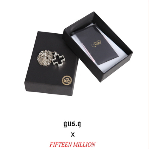 [FIFTEEN MILLION]Fifteen - 02 jewellery[Silver925][주문제작]
