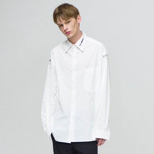 [THE GREATEST] GT18SS02 BIG POCKET SHIRTS